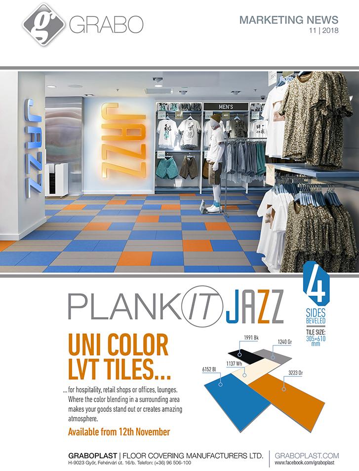 Grabo Marketing News_2018-11_PlankIt Jazz_ENG_V01